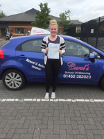 charlotte-passed-driving-test-gloucester-abbeymead