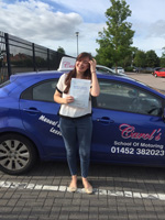 deanna-passed-driving-test-gloucester