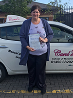 helen-passed-driving-test-gloucester