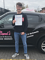 joe-passed-driving-test-gloucester