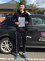 matt-passed-driving-test-longlevens
