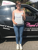 kirstin-passed-driving-test-july-2018