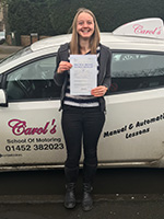 lucy-passed-driving-test-april-2018